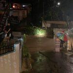 Inundaciones en Utuado