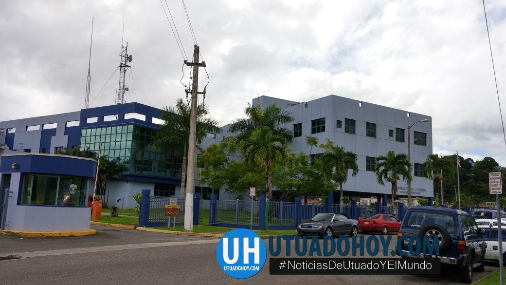 Comandancia de la Policía en Utuado