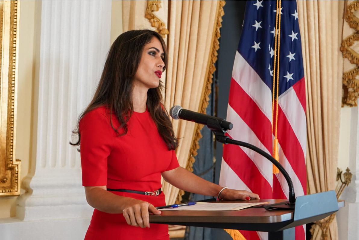 Elizabeth Torres, Delegada Congresional